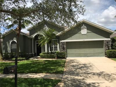 Lake Mary Single Family Home For Sale: 1543 Cherry Blossom Terrace