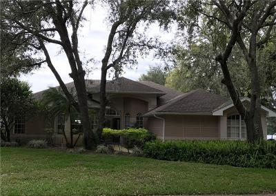 Single Family Home For Sale: 5269 Hammock Circle