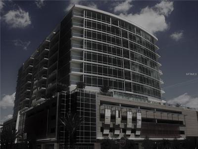 101 Eola, 101 Eola Condo, 101 Eola Condominium Common Area Condo For Sale: 101 S Eola Drive #821