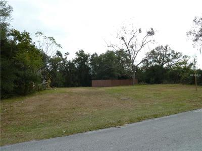 Apopka Residential Lots & Land For Sale: 130 E 11th Street