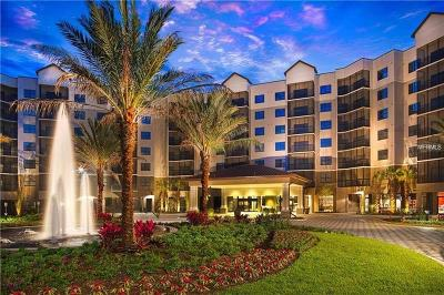 Winter Garden Condo For Sale: 14501 Grove Resort Avenue #1427