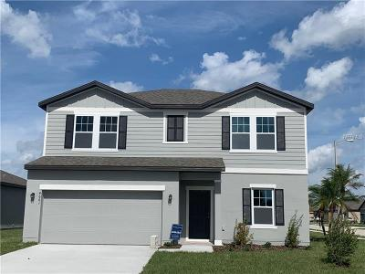 Winter Haven Single Family Home For Sale: 4661 Osprey Way