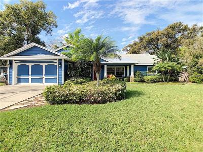 Winter Park Single Family Home For Sale: 801 Halifax Avenue