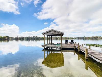 Orlando Single Family Home For Sale: 4600 Thornlea Road