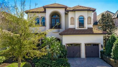 Single Family Home For Sale: 7812 Palmilla Court