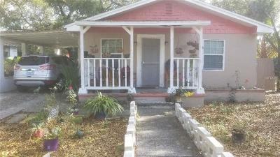 Tampa Single Family Home For Sale: 1907 E Ida Street