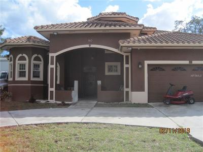 Apopka Single Family Home For Sale: 160 W. Grossenbacher Drive