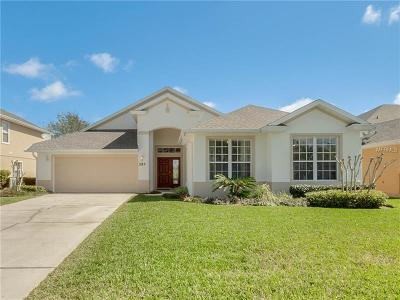 Daytona Beach Single Family Home For Sale: 353 Perfect Drive