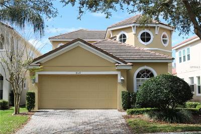Orlando Single Family Home For Sale: 8127 Via Bella