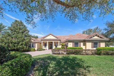 Reserve At Lake Butler Sound, Reserve At Lake Butler Sound Unit 2 Single Family Home For Sale: 11009 Hawkshead Court