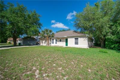Deltona Single Family Home For Sale: 2190 Gretna Drive