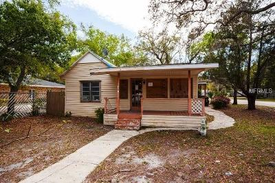 Clearwater Single Family Home For Auction: 1001 Pinellas Street