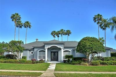 Lake Mary Single Family Home For Sale: 240 Meadow Bay Court