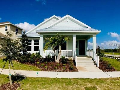 Apollo Beach Single Family Home For Sale: 823 Winterside Drive