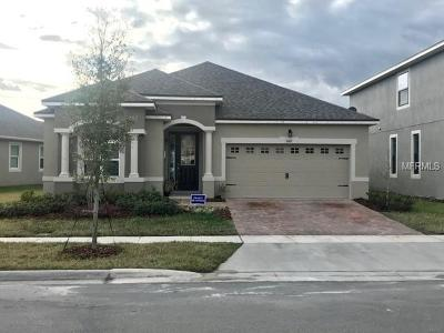 Kissimmee Single Family Home For Sale: 2412 Fenetre Lane