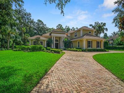 Lake Mary Single Family Home For Sale: 173 Harston Court