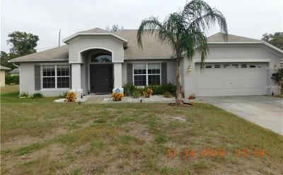 Deltona Single Family Home For Sale: 1279 Humphrey Boulevard