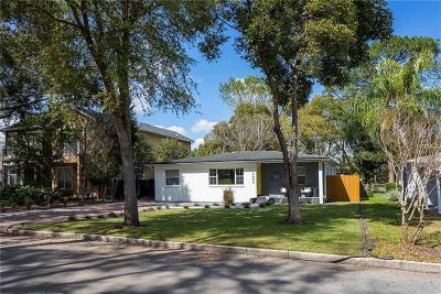 Orlando Single Family Home For Sale: 125 E Steele Street