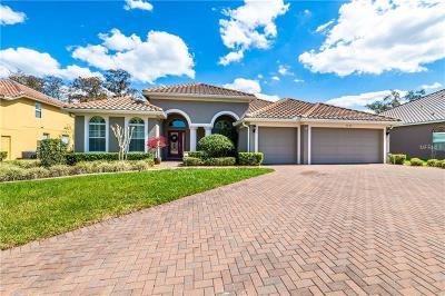 Edgewood Single Family Home For Sale: 5427 Oak Terrace Drive
