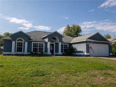 Deltona Single Family Home For Sale: 773 Topaz Terrace
