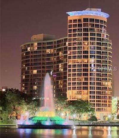 Orlando Rental For Rent: 322 E Central Boulevard #814