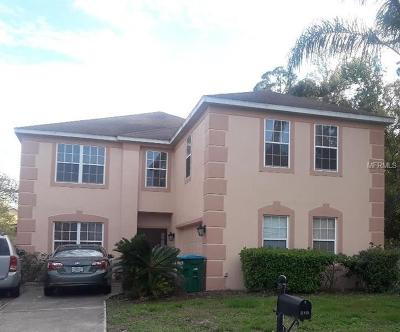 Winter Springs Single Family Home For Sale: 519 Sagecreek Court
