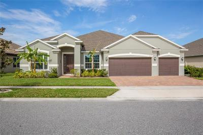 Single Family Home For Sale: 3219 Preserve Drive