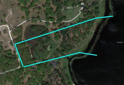 Volusia County Residential Lots & Land For Sale: 3845 Bird Dog Lane