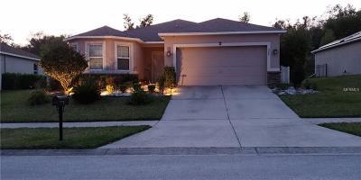 Groveland Single Family Home For Sale: 609 Neptune Drive