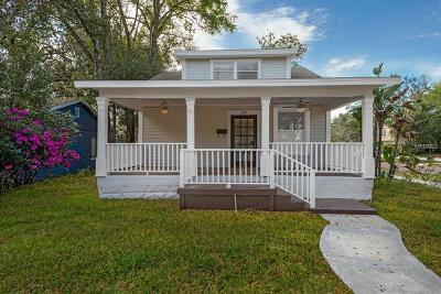 Orlando Single Family Home For Sale: 1400 Mount Vernon Street