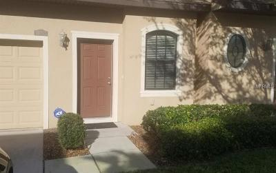 Tampa Townhouse For Sale: 10263 Villa Palazzo Court
