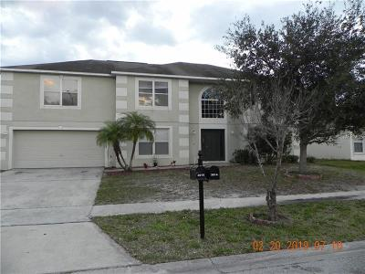 Kissimmee Single Family Home For Sale: 3015 Mandolin Drive