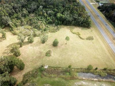 Wildwood Residential Lots & Land For Sale: State Road 44