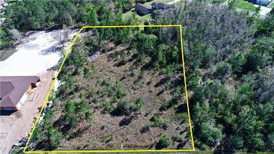 Orlando Residential Lots & Land For Sale: Reynolds Parkway #11A