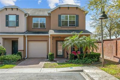 Winter Springs Townhouse For Sale: 4101 Hedge Maple Place