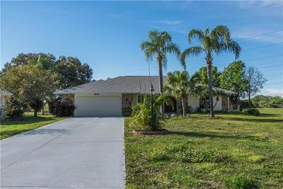 Sarasota Single Family Home For Sale: 5507 Cynthia Lane