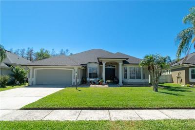 Single Family Home For Sale: 3351 Timucua Circle