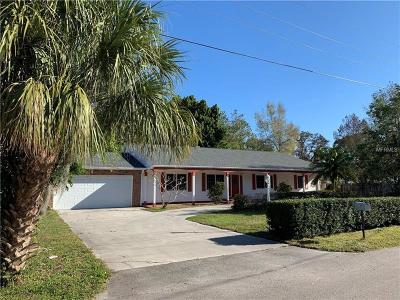 Sarasota Single Family Home For Sale: 1827 Rita Street