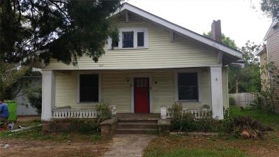 Eustis Single Family Home For Sale: 914 E Orange Avenue