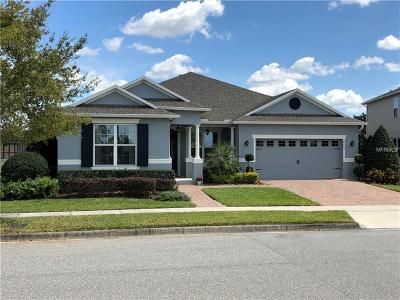 Winter Garden Single Family Home For Sale: 8061 Pond Apple Drive