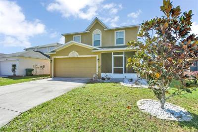 Winter Haven Single Family Home For Sale: 2716 Whispering Trails Drive