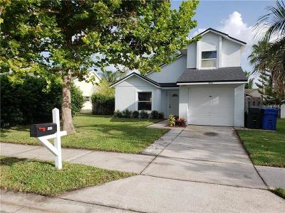 Oviedo Single Family Home For Sale: 1042 Burnett Street