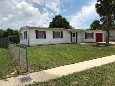 Deltona Single Family Home For Sale: 2349 Greenwood Street