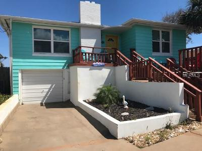 Daytona Beach Single Family Home For Sale: 2067 S Peninsula Drive
