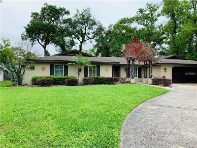 Single Family Home For Sale: 4135 Fallwood Circle