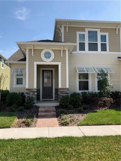 Tapestry, Tapestry Ph 2, Tapestry-Ph 3, Tapestry-Ph 4 Townhouse For Sale: 2644 Amati Drive