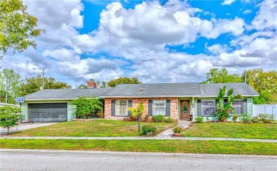 Winter Park Single Family Home For Sale: 2316 Poinciana Road