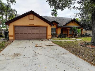 Ocoee Single Family Home For Sale: 2440 Stricker Drive