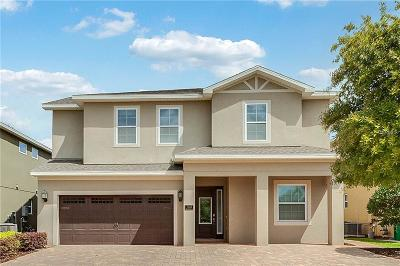 Kissimmee Single Family Home For Sale: 7625 Brookhurst Lane