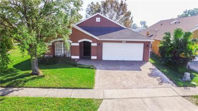 Single Family Home For Sale: 6512 Cherry Grove Circle